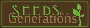Seeds for Generations banner color