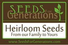 Seeds for Generations